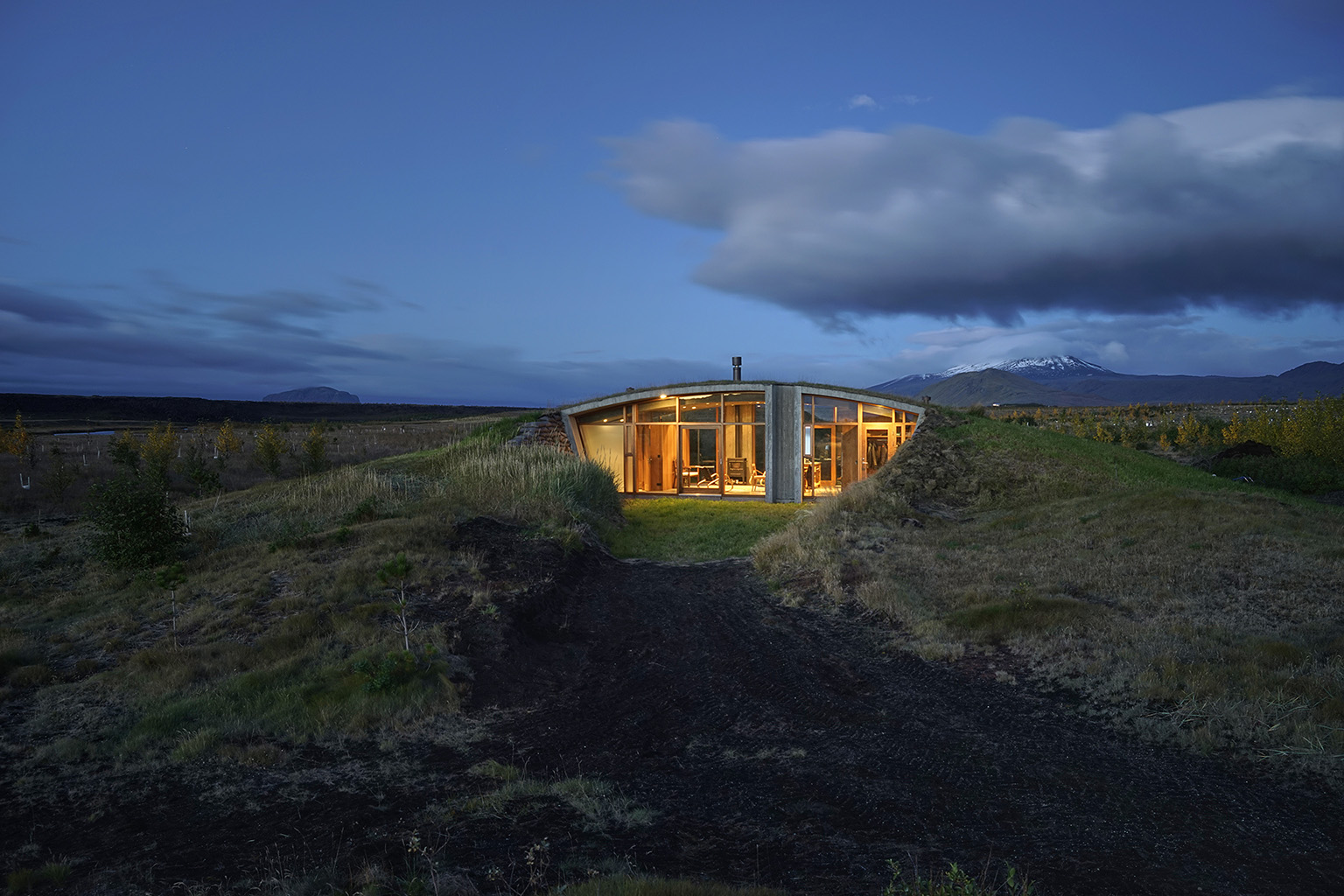 Garður Landhouse 16