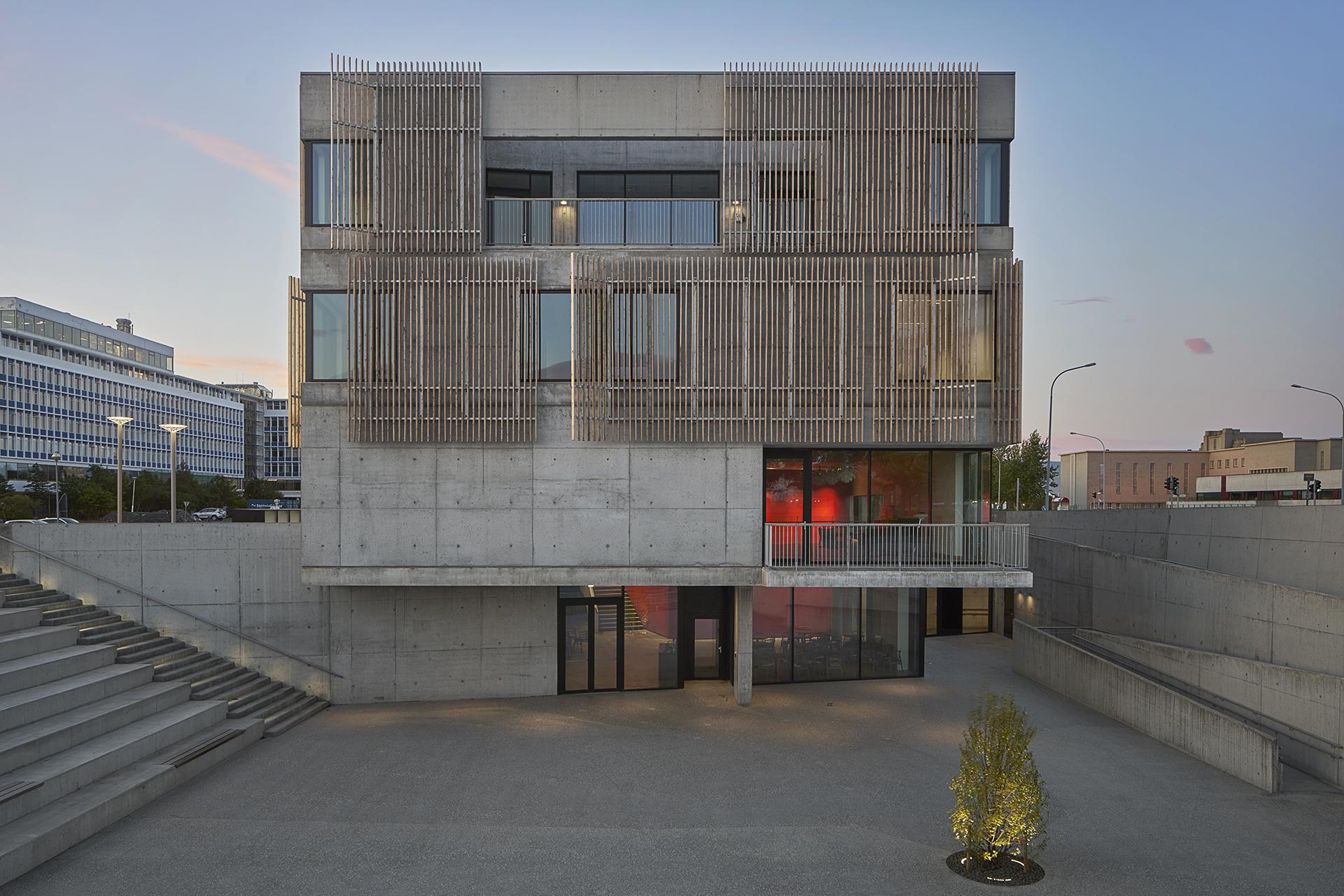 Veröld – Vigdís' house 12