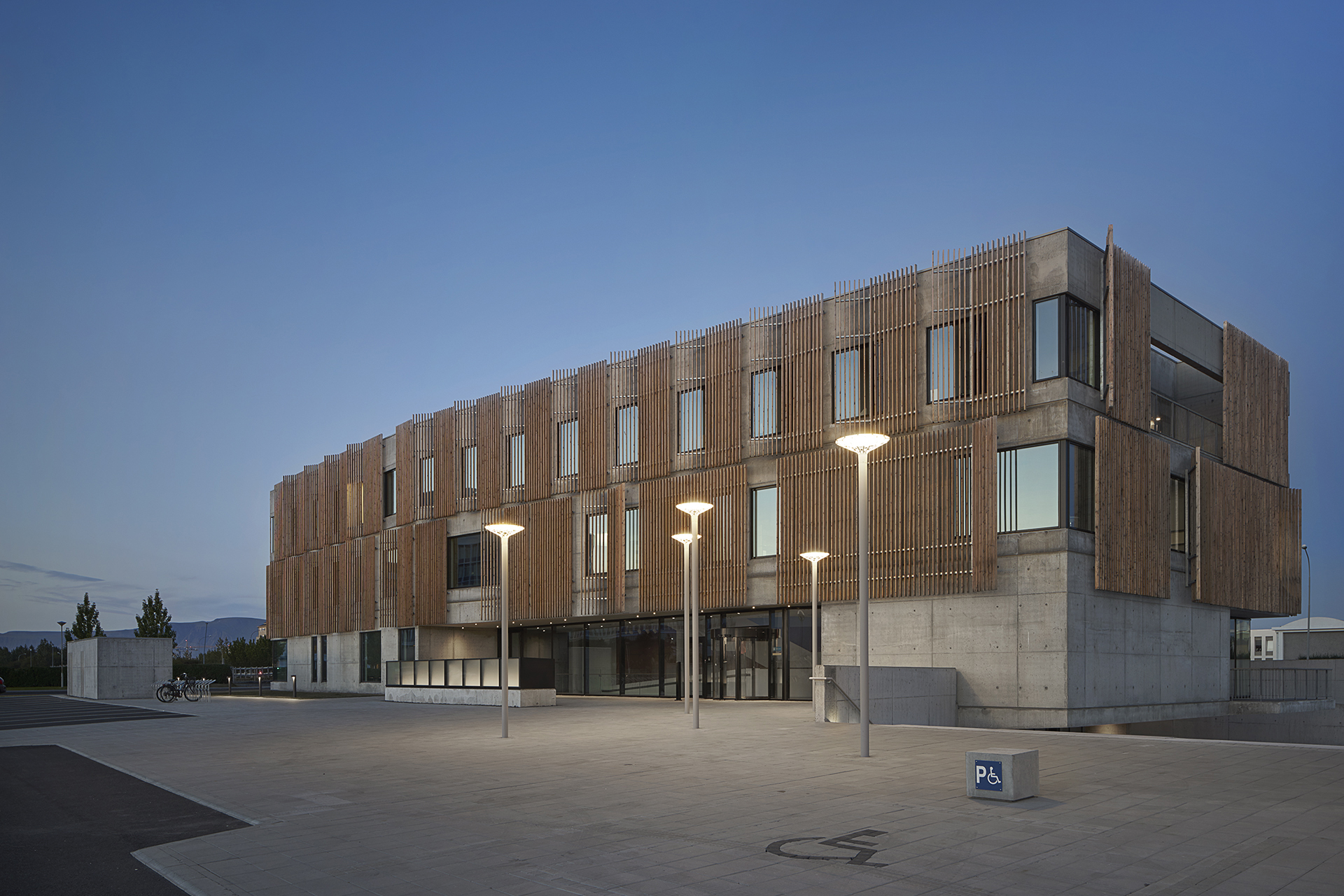 Veröld – Vigdís' house 16